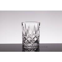 Pahare whisky 270 ml din cristal de Bohemia - Sheffield - Nr catalog 810