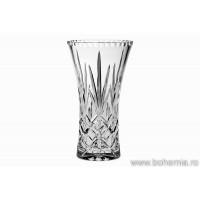 Vaza 25.5 cm din cristal de Bohemia - Sheffield - Nr. catalog 793