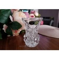 Vaza din cristal de Bohemia 10.6 cm - Ingrid - Nr catalog 2789