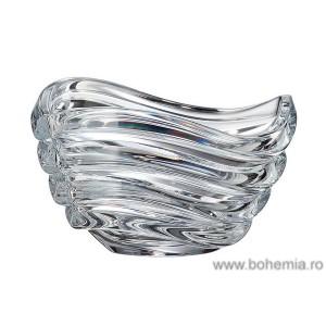 Bol 16.5 cm Cristalit Bohemia - Wave - Nr catalog 2432