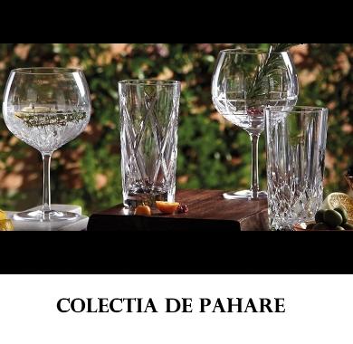 Colectii de Pahare Bohemia