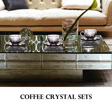 Coffe Crystal Sets Bohemia