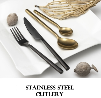 Stainless Steal Cutlery Bohemia